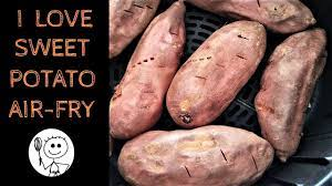 sweet potato baked air fry cook s