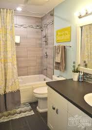 bathroom designs for kids. A Happy Yellow Aqua Kids Bathroom, Bathroom Ideas Designs For S