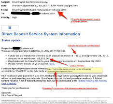 Email Scams Phishing Internet Email Scams Dss Information Technology Service