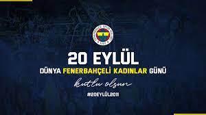 Dünya Fenerbahçeli Kadınlar Günü Kutlu Olsun! - Fenerbahçe Spor Kulübü