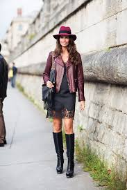 leather jackets for women street style inspiration 1