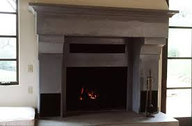 concrete fireplace surround molds