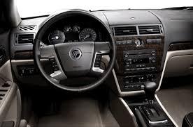 mercury milan review interior2 jpg the milan s