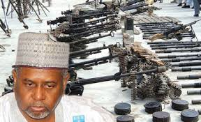 Image result for ex-NSA Sambo Dasuki house