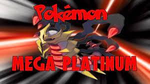 Pokémon Mega Platinum [DS HACK] ~ Pokemon Saves