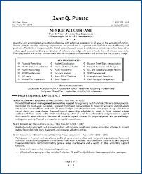 Accounting Resumes Samples Unique Sample Accounting Resumes Resume Examples Cover Letters Accountant