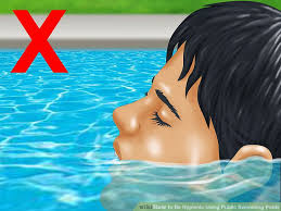 public swimming pool. Plain Pool Image Titled Be Hygienic Using Public Swimming Pools Step 7 Throughout Pool