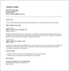 Engineering Resume Examples