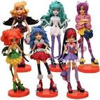 monster high figuren