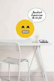 own emoji wall sticker