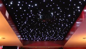 Installing a Fiber Optic Starfield Ceiling | Make: