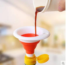 New Kitchen Colorful Portable <b>Mini Silicone</b> Gel <b>Foldable</b> ...