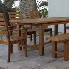 wood patio dining furniture. Delighful Furniture Outdoor Dining Table Thumb Img DSNKNMZ To Wood Patio Dining Furniture A