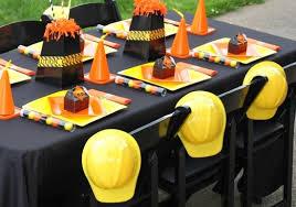 Décoration table anniversaire pour la fête de votre enfant