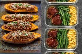 Lean, low fat and delicious turkey meatballs. 31 Ground Turkey Meal Prep Recipes Sweetpeasandsaffron Com