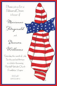 political fundraiser invite patriotic invitations american themed party invitations
