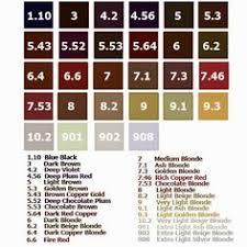 Ice Cream Hair Dye Colour Chart Ice Cream Hair Colouring Sbiroregon Org