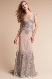 silver wedding guest dresses anthropologie