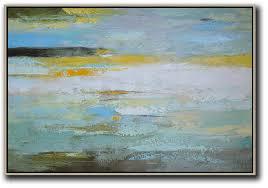 extra large 72 acrylic painting