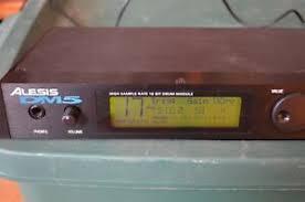 Alesis Dm5 Sound Chart Details About Alesis Dm5 Electronic High Sample Rate 18 Bit Drum Module W Power Unit Works