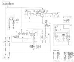diagram yamaha yfm 250 wiring diagram