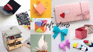 10 lovely paper crafts diy craft ideas art all the way