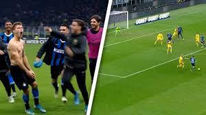 Inter Mailand - Hellas Verona (2:1) - Tore und Highlights im Video