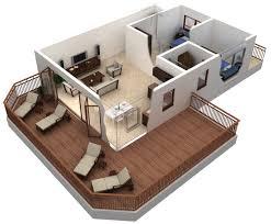 Modern 2 Bedroom Apartment Floor Plans Decoration 2 Bedroom Apartment Floor Plans 3d With Floor Plans 3d