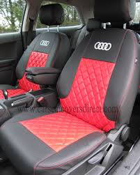 audi a3 seat covers passenger seat