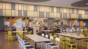 high school cafeteria. High School Cafeteria P
