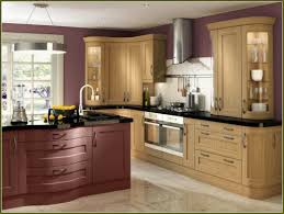 Home Depot Refacing Cabinets White Wooden Kitchen Cabinet With Many Storage Having Glass Doors
