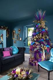 Peacock Color Living Room 17 Best Images About Christmas On Pinterest Trees Peacocks And