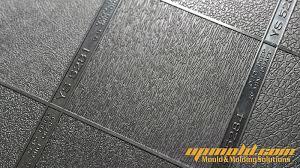 Mold Tech Texture Drafting Angle Grain Depth Draft Angle