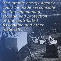 atoms for peace speech iaea atoms for peace speech