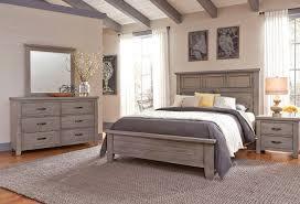 Outlet Bedroom Furniture Vaughn Bassett Von Bedroom Furniture Outlet With Rectangular Wall