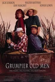 grumpier old men 1995 imdb grumpier old men poster