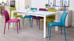 colored chairs colored fabric dining chairs insurservice multi coloured