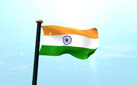 India Flag 3d Free Wallpaper - Flag Of ...