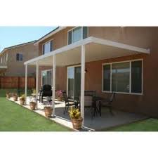 aluminum patio covers home depot. Perfect Home Aluminum Attached Solid Patio Cover1252006701022 At The Home Depot On Covers T
