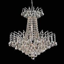 Elegant Crystal Chandelier Modern Large Crystal Chandelier for Living Room  Large modern chandeliers Foyer Lighting Fixtures