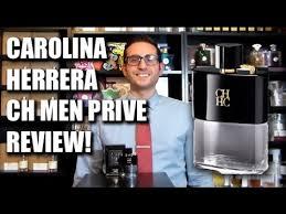 <b>CH Men</b> Prive by <b>Carolina Herrera</b> Fragrance / Cologne Review ...