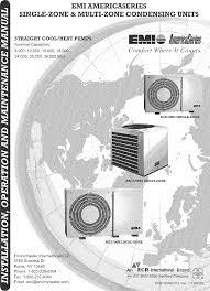 emi mini split wiring diagram wiring diagram basic emi air conditioner heat pump outside unit manual l0612428emi mini split wiring diagram