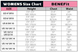 Sailfish Size Chart 44 Proper Wet Suit Size Chart