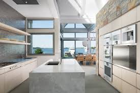 House And Home Kitchen Designs Glass House Home Design Magazine