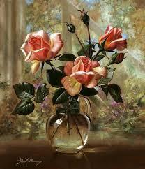 beautiful paintings of flowers 0341