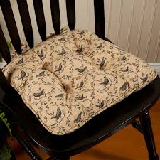 kitchen room furniture country chair cushions and pads dining diy dollar tree cushion designs full size