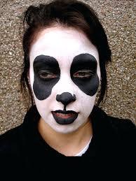 panda face painting panda face paint makeup theater makeup makeup face and costumes panda face painting ideas