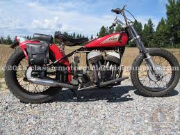 1941 indian 640 scout bobber motorcycle for sale