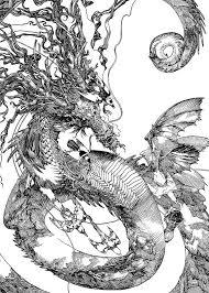 Epic Drawings By Japanese Artist Katsuya Terada