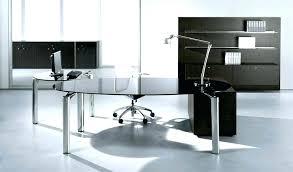 glass desks for office. Modern Desk Office Frosted Glass Steel And Home Furniture Desks For :